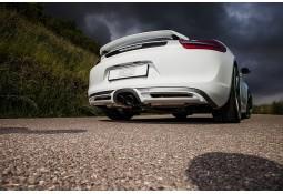 Diffuseur arrière TECHART Porsche Cayman / Boxster 981 (2012-)