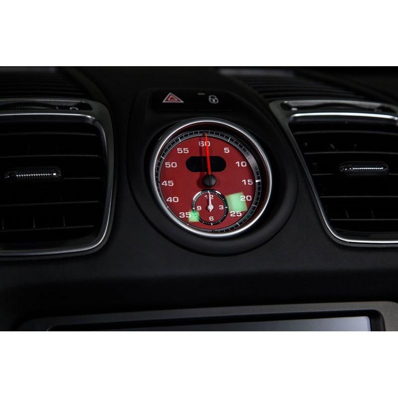 2012 Porsche Cayman Camshaft: Fonds De Compteur Porsche Cayman Boxster TECHART