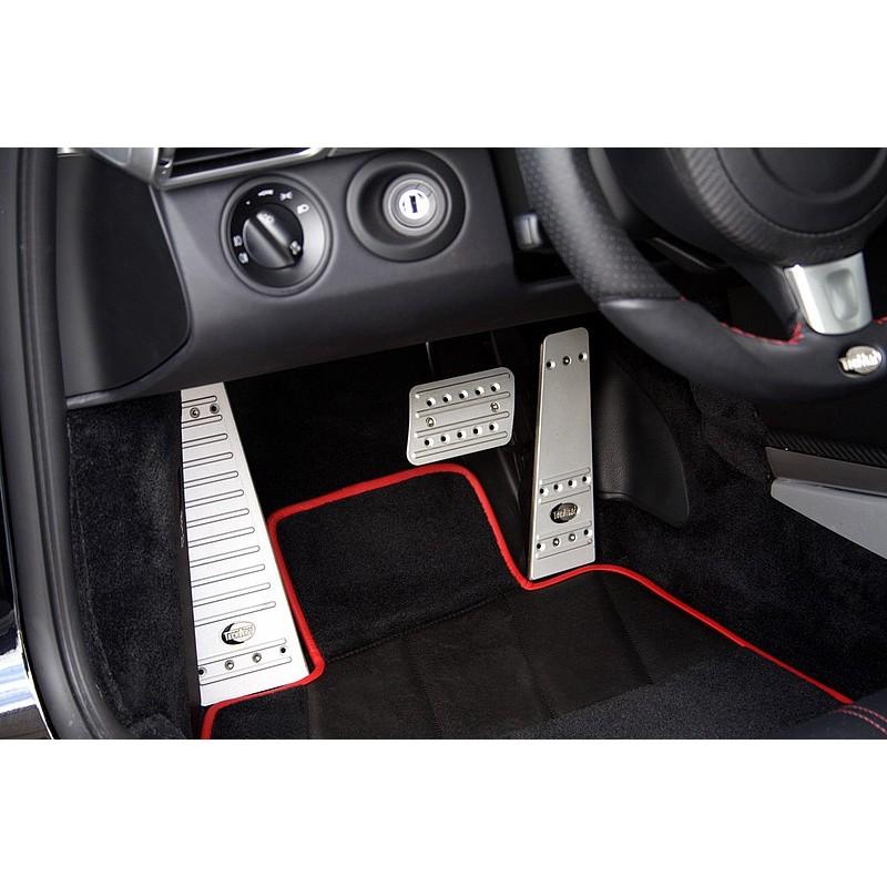 2012 Porsche Cayman Camshaft: Repose Pied Porsche Cayman Boxster TECHART: Exclusivité