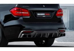 Diffuseur arrière Carbone BRABUS Mercedes GLS 63 AMG (X166)