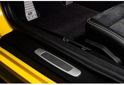 Tapis en velours TECHART Porsche Cayman / Boxster 981 (2012-)*