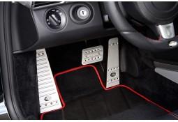 Repose-pied Aluminium TECHART Porsche Cayman / Boxster 981 (2012-)