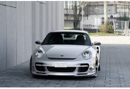 Spoiler avant TECHART pour Porsche 997 Turbo / Turbo S