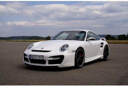 Pare-chocs avant TECHART pour Porsche 997 Turbo / Turbo S