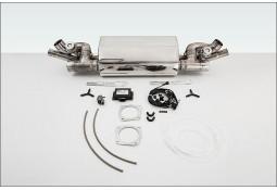 Echappement Sport à valves TECHART Porsche 991.1 Turbo / Turbo S (2012-2016)