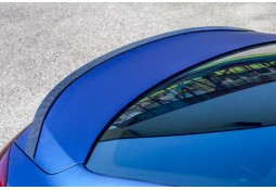 Becquet de coffre Carbone NOVITEC Maserati Ghibli