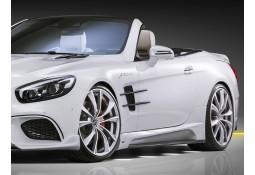 2 Bas de caisse Avalange GT-R PIECHA pour Mercedes SL R231 (03/2012-)