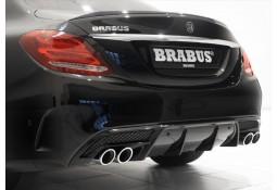 Echappement BRABUS Mercedes Classe C43 C450 AMG 4MATIC W/S205 Ligne Cat-Back à valves + Diffuseur