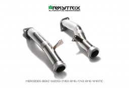 Suppression de catalyseurs ARMYTRIX pour Mercedes Classe C43 AMG / C450 / C400 (W/S/C205) (2015-)