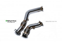 Downpipe + Suppression Catalyseurs ARMYTRIX BMW M4 (F82/F83) (2014-)