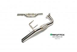 Descente de turbo + suppression de catalyseurs ARMYTRIX pour Audi TTS (8J) (2008-2014)