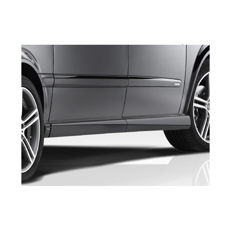 2 Bas de caisse PIECHA pour Mercedes Classe V Viano / Vito W639 Compact & Long 3200mm (10/2010-)