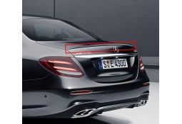 Becquet de coffre E43 / E63 AMG pour Mercedes Classe E (W213)(2016-)