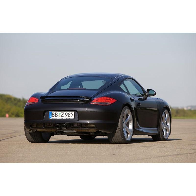 2012 Porsche Cayman Camshaft: Becquet Porsche Cayman TECHART: Distributeur Officiel France