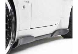 Bas de caisse carbone HAMANN pour Aston Martin V8 Vantage