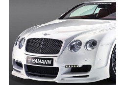 Pare-chocs avant HAMANN pour Bentley Continental GT & GT Speed (-2010)