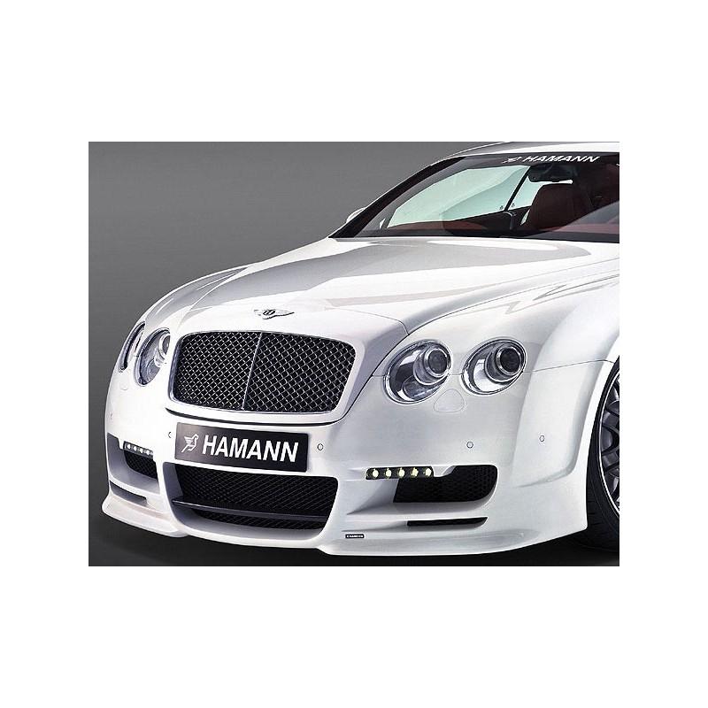 Pare-chocs avant HAMANN pour Bentley Continental GT & GT Speed (-2010)