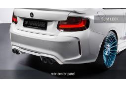 """Diffuseur arrière """"SLIM"""" HAMANN BMW M2 (F87)(2016-)"""