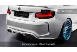 """Diffuseur arrière """"RACE"""" HAMANN BMW M2 (F87) (2016-)"""