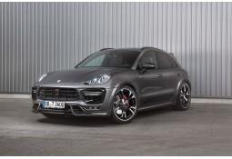 Diffuseur arrière TECHART pour Porsche Macan (2014-)