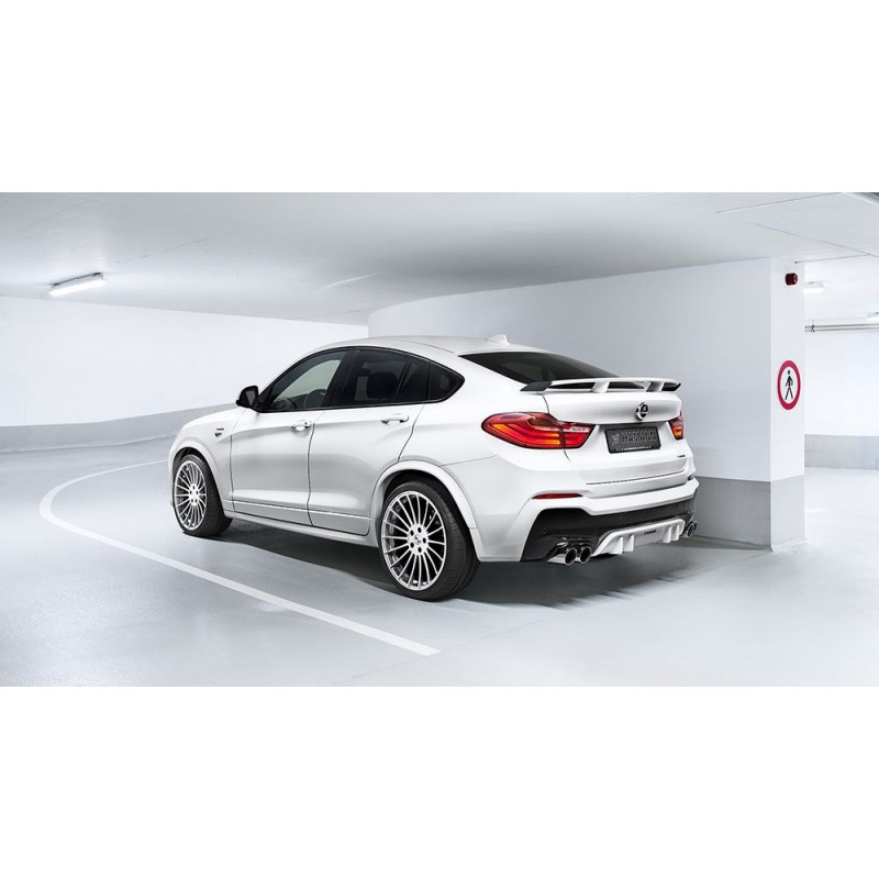 becquet bmw x4 f26 x6 f16 hamann distributeur officiel hamann. Black Bedroom Furniture Sets. Home Design Ideas