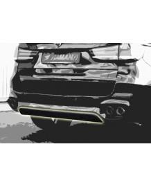 Diffuseur arrière Carbone HAMANN pour Bmw X5 F15 (2013-) Pack M