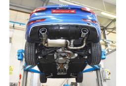 Ligne d'échappement Cat-Back à valves SuperSprint pour Audi RSQ3 (2015-)