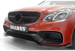 Spoiler avant carbone BRABUS pour Mercedes Classe E63 AMG (W212) (09/2013-)