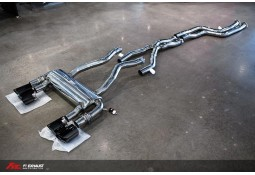 Echappement Fi EXHAUST BMW M4 (F82/F83) // M3 (F80) - Ligne Cat-Back à valves