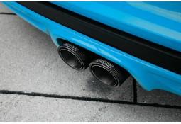 Embouts d'échappements carbone TECHART pour Porsche Boxster 718 / 982 (2016-)