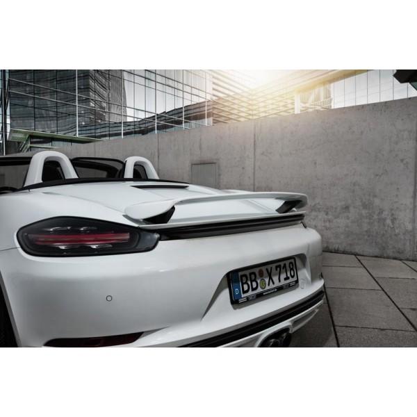 Becquet arrière TECHART pour Porsche Cayman 718 / 982 (2016-)