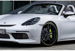 Spoiler avant TECHART pour Porsche Boxster 718 / 982 (2016-))