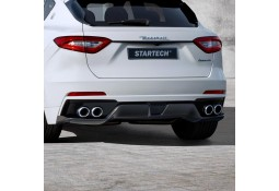Diffuseur carbone+ Embouts d'échappements STARTECH pour Maserati Levante (2016-)