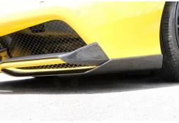Flaps de Pare-chocs Avant Carbone NOVITEC Ferrari 488 GTB / Spider (2016-)