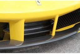 Extension Spoiler Avant Carbone NOVITEC Ferrari 488 GTB / Spider (2016-)