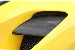 Prises d'air Latérales Carbone NOVITEC Ferrari 488 GTB/Spider