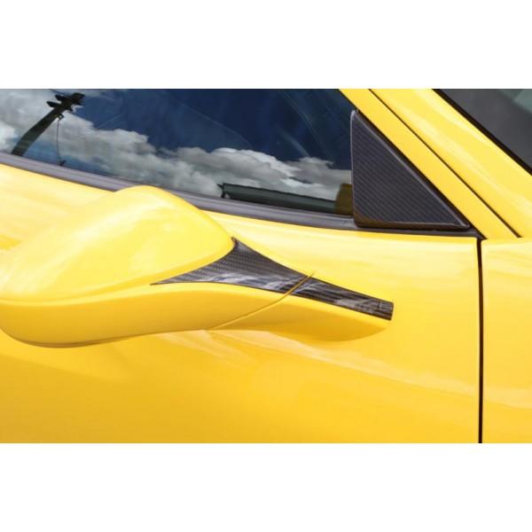 Recouvrement Rétroviseurs Carbone NOVITEC Ferrari 488 GTB/Spider (2016-)