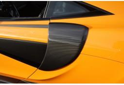 Ecopes latérales carbone NOVITEC pour McLaren 540 C / 570S / 570 GT