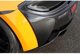 Caches PC arrières carbone NOVITEC pour McLaren 540 C / 570S / 570 GT