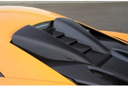 Prise d'air arrière carbone NOVITEC pour McLaren 540 C / 570S / 570 GT