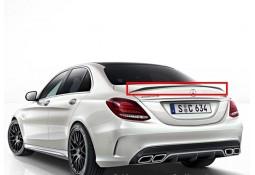 Becquet de coffre carbone AMG pour Mercedes Classe C Berline (W205)