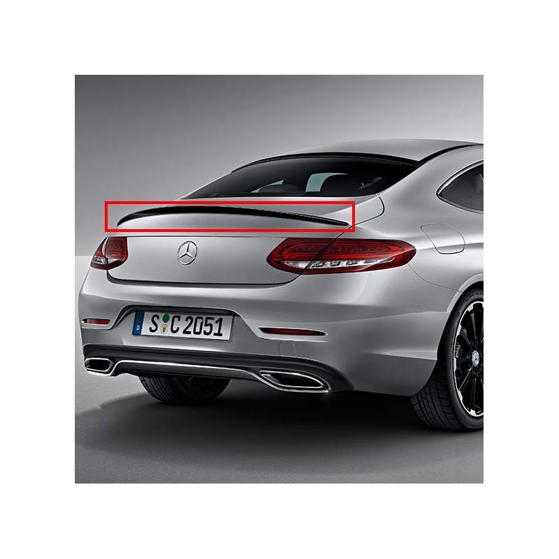 Becquet de coffre AMG pour Mercedes Classe C Coupé (C205)