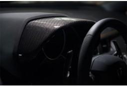 Recouvrement Carbone Casquette Compteurs NOVITEC Lamborghini AVENTADOR (+ Roadster)