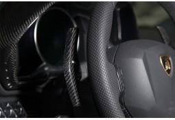 Palettes Carbone NOVITEC Lamborghini AVENTADOR (+ Roadster)