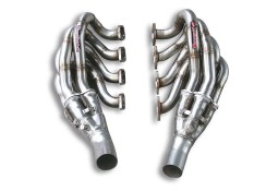 Collecteurs Inox + Suppression de catalyseurs inox SUPERSPRINT Ferrari F430 Coupé / Spyder (2004-2009)