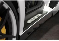 Seuils de Porte Carbone NOVITEC Lamborghini AVENTADOR (+ Roadster)