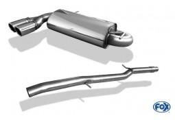 Echappement sport FOX pour Audi S3 8L (1996-2002)