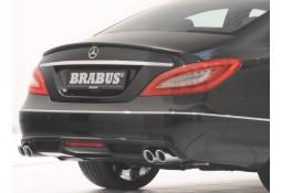 Diffuseur arrière BRABUS pour Mercedes CLS (C218) sans Pack AMG (-08/2014)