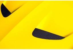 Inserts Carbone de Capot Avant NOVITEC Ferrari California T