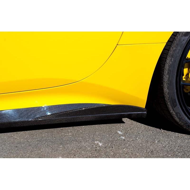 Extensions de Bas de Caisse NOVITEC Ferrari California T